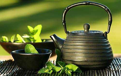 """""""trà khí"""" – một dạng năng lượng tồn tại bên trong trà"""