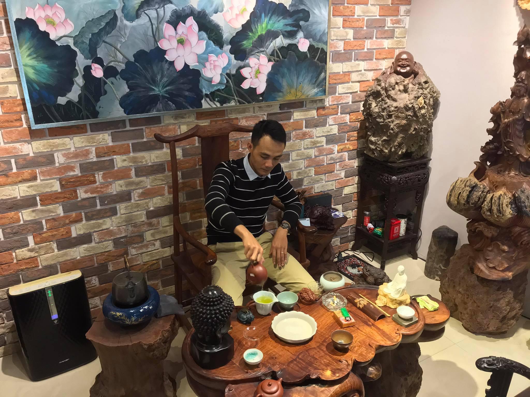 Nguyễn Tiến Đạt - CEO Hằng Trà