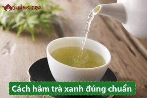 hãm trà là gì