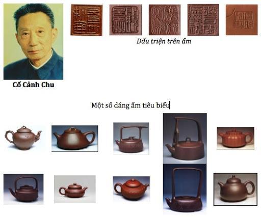 nghệ nhân ấm tử sa Trung Quốc