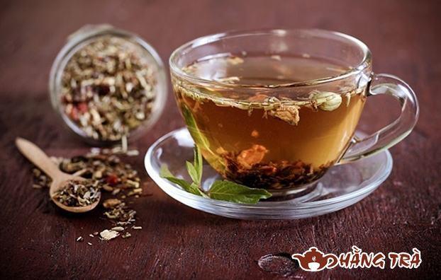 trà thảo mộc là gì