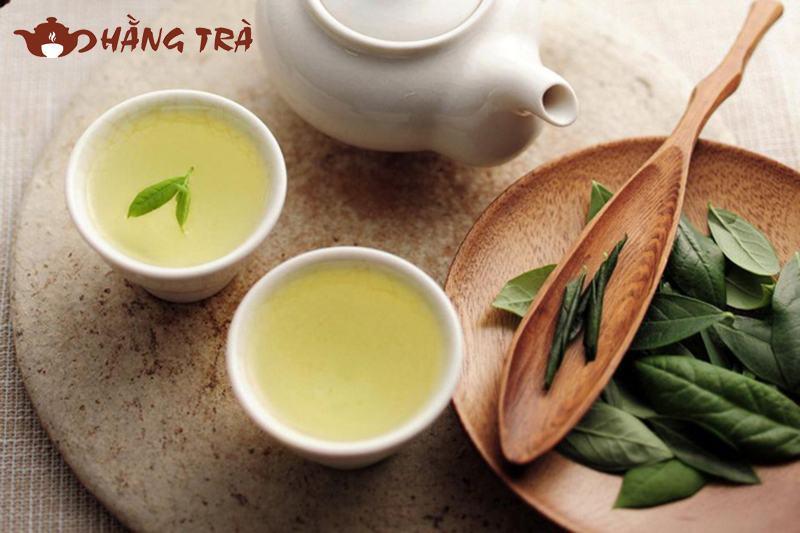 uống trà xanh đúng cách