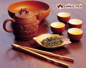5 bí quyết pha trà ngon