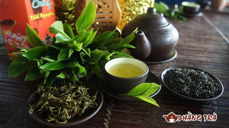Trà Thái Nguyên Việt Nam