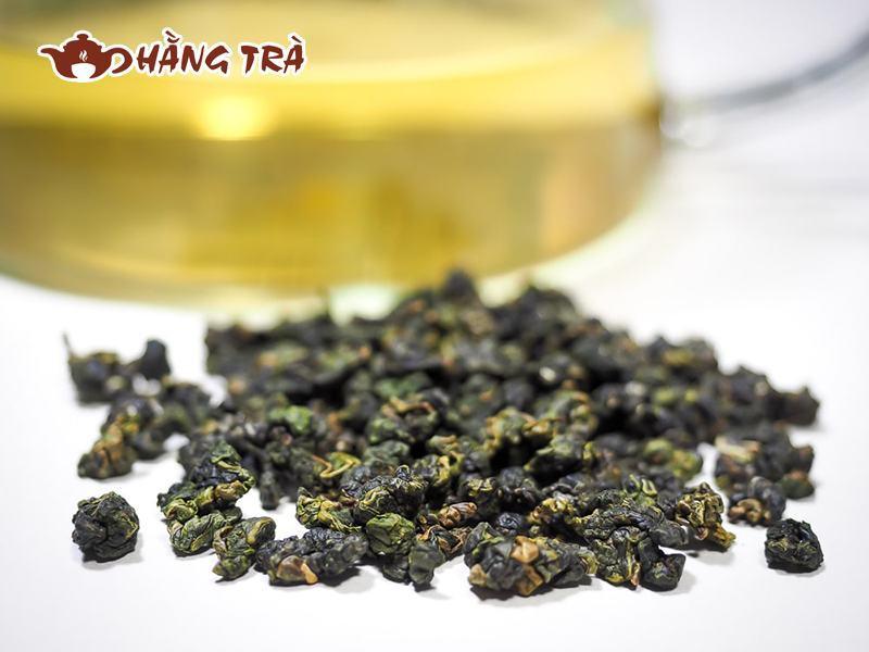 trà Alishan là gì